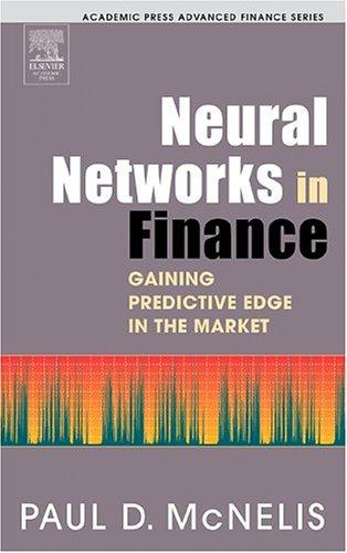Neural Networks in Finance
