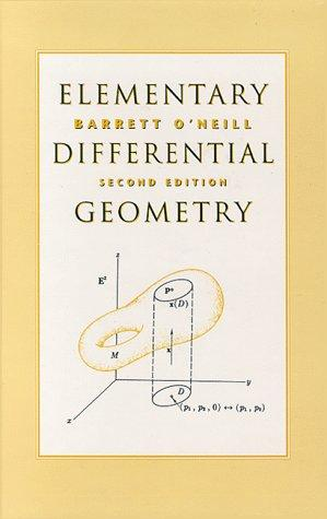 Download Elementary differential geometry