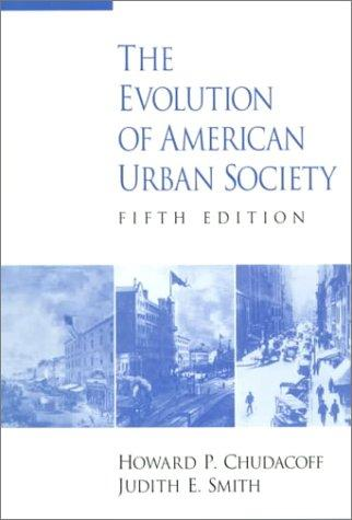 Download The evolution of American urban society