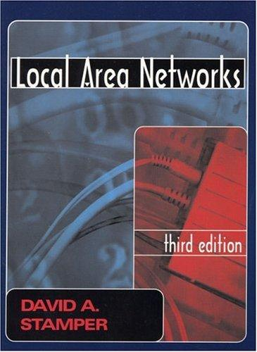 Local Area Networks (3rd Edition)