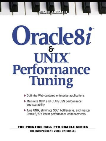 Download Oracle8i and Unix Performance Tuning