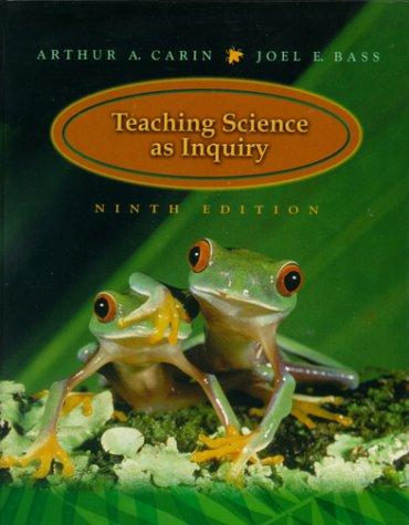 Download Teaching science as inquiry