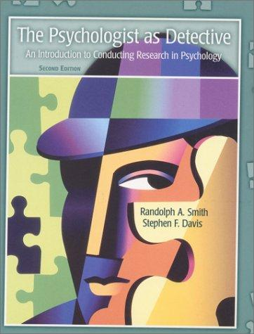 Download The Psychologist as Detective