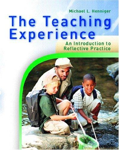 The Teaching Experience