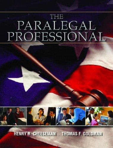 Download The paralegal professional