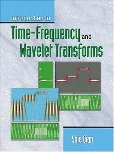 Download Introduction to Time Frequency and Wavelet Transforms