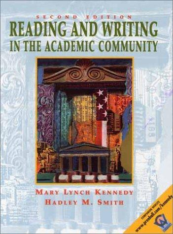 Download Reading and writing in the academic community