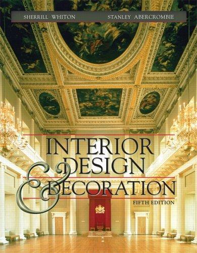 Interior Design and Decoration (5th Edition)