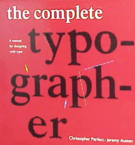 Download The complete typographer