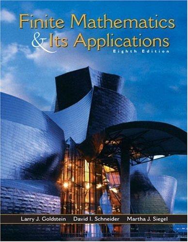 Download Finite mathematics & its applications