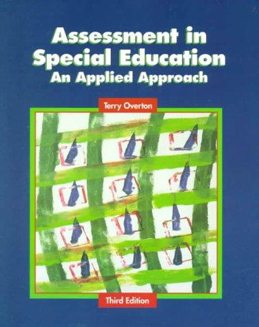 Download Assessment in special education