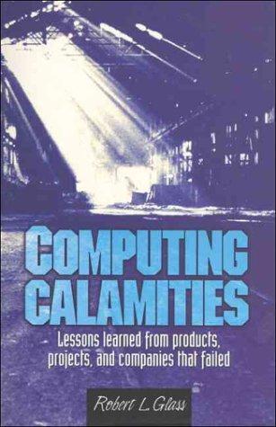 Computing calamities