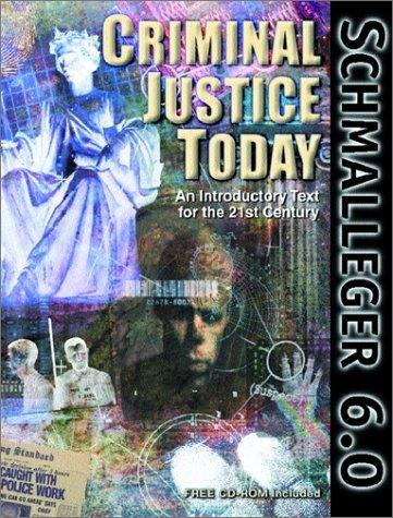 Download Criminal Justice Today