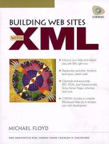 Building Web Sites with XML