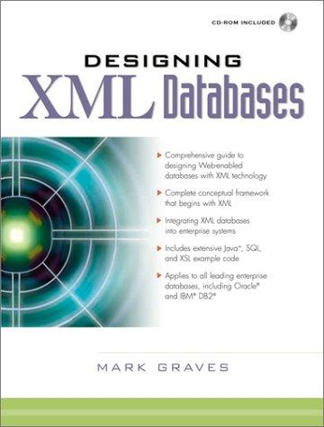 Designing XML Databases