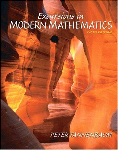 Download Excursions in modern mathematics