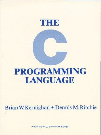 Image for The C Programming Language