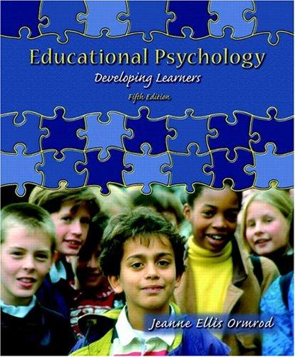 Download Educational Psychology