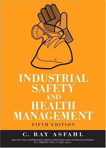 Download Industrial safety and health management
