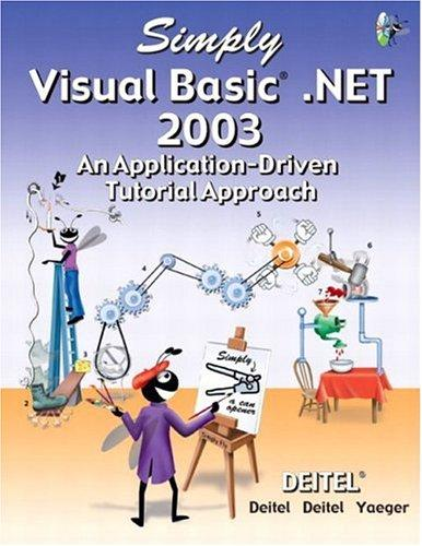 Download Simply Visual Basic.NET 2003