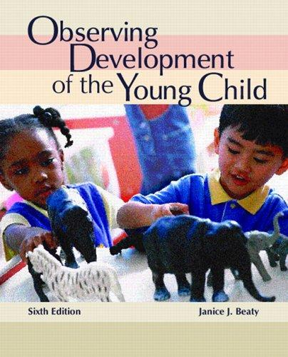 Download Observing Development of the Young Child (6th Edition)