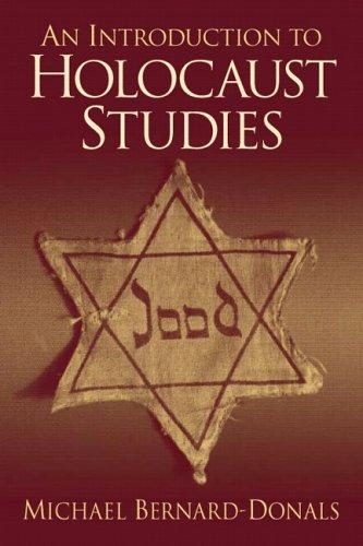Download An Introduction to Holocaust Studies