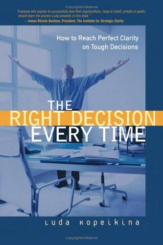 Download The Right Decision Every Time
