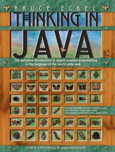 Download Thinking in Java