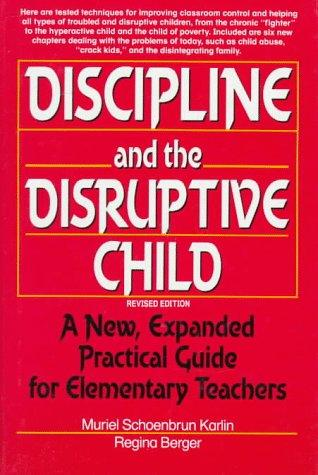 Download Discipline and the disruptive child