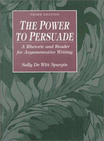 Download The power to persuade