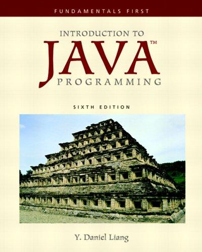 Download Introduction to Java Programming