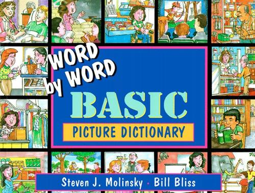 Download Word by word basic picture dictionary