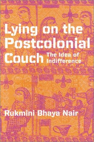 Lying on the Postcolonial Couch