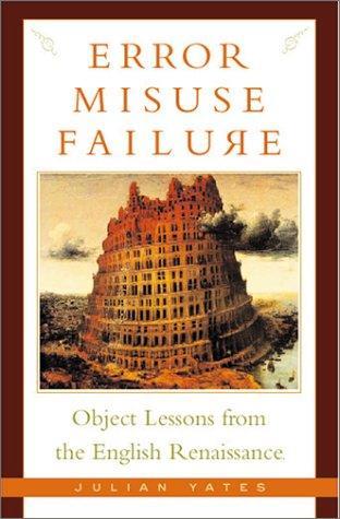 Download Error, Misuse, Failure