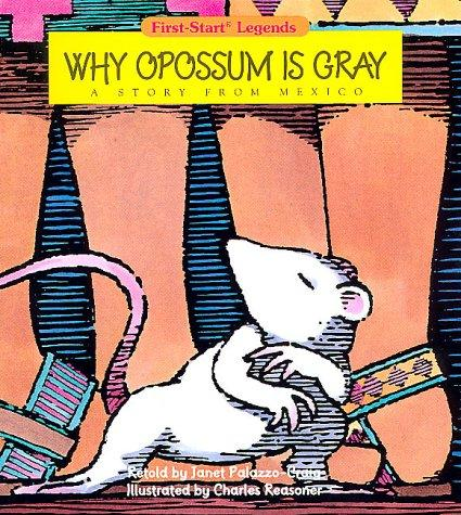 Download Why Opossum is gray