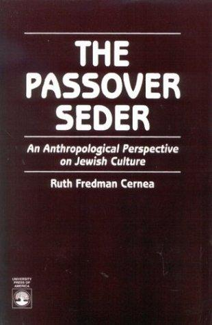 Download The Passover Seder