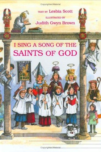 Download I sing a song of the saints of God