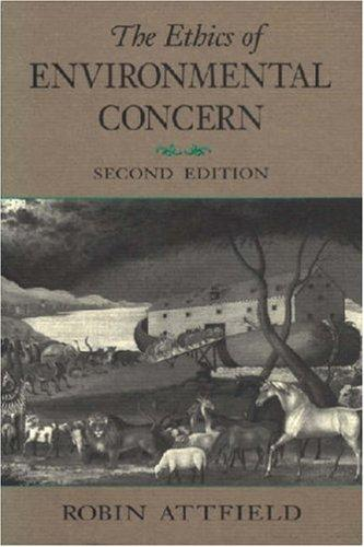 Download The ethics of environmental concern