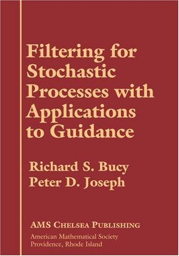 Download Filtering for stochastic processes with applications to guidance