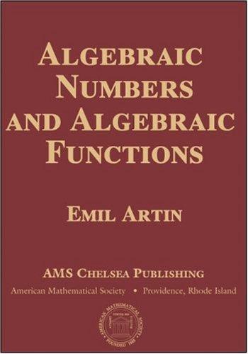 Download Algebraic numbers and algebraic functions