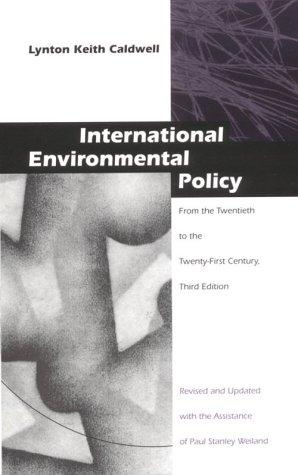 Download International environmental policy