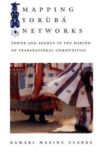 Mapping Yorùbá Networks