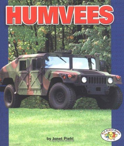 Humvees (Pull Ahead Books)