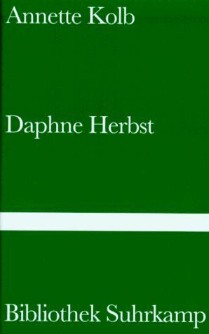 Daphne Herbst.