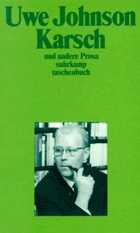 Download Karsch Und Andere Prosa