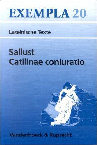Catilinae coniuratio.
