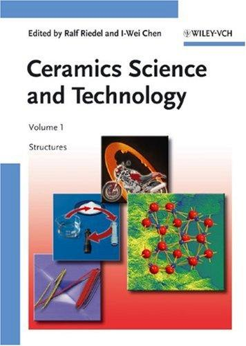 Download Ceramics Science and Technology