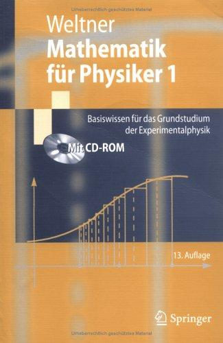 Download Mathematik für Physiker 1