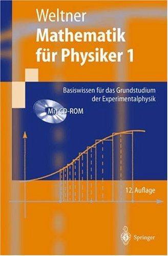 Download Mathematik für Physiker 1
