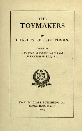The toymakers.
